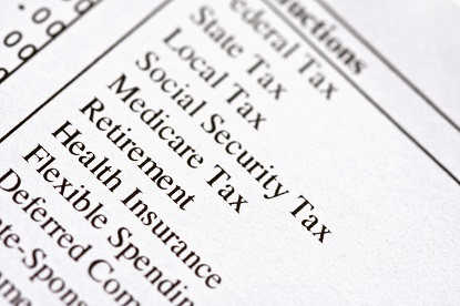 Healthcare Tax Deductions