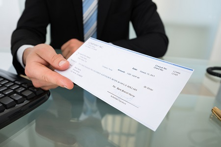 Reissuing Payroll Checks
