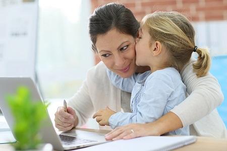 Work at Home Parents & Finances