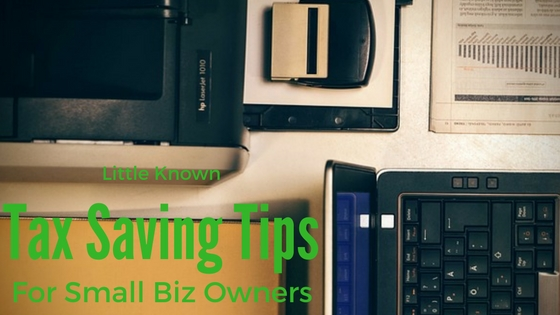 tax saving tips - north hills tax accountant