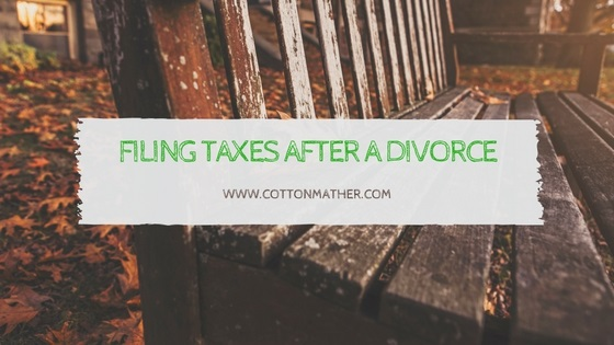 Filing Taxes After a Divorce - Pittsburgh CPA
