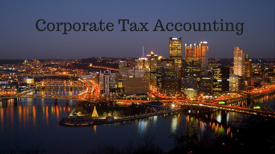 Corporate Tax Accounting Pittsburgh Accountants