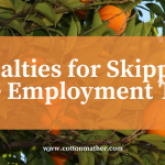 Penalties for Skipping the Employment Tax