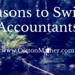 It's Not Love! Should I Switch Accountants?