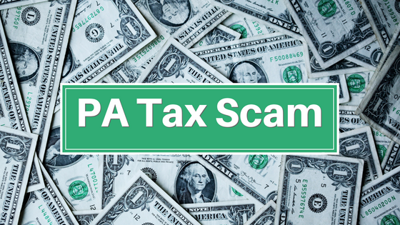 Pittsburgh Tax Scam Tax Accountants